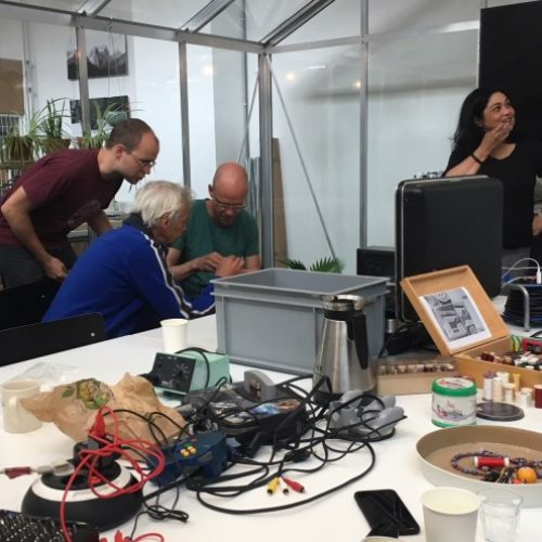 Repair Café Charlois van start