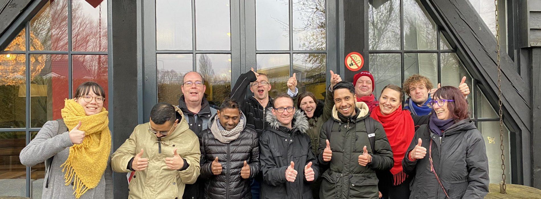 Werkbezoek PvdA fractie aan de wijk