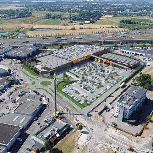 Vestiging bouwmarkt Hornbach